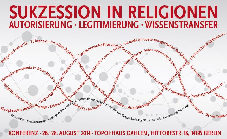 Sukzession in Religionen Program Download