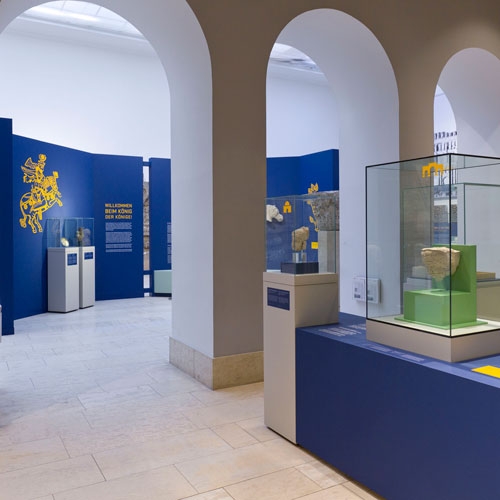Exhibition Ktesiphon | Copyright: SPK
