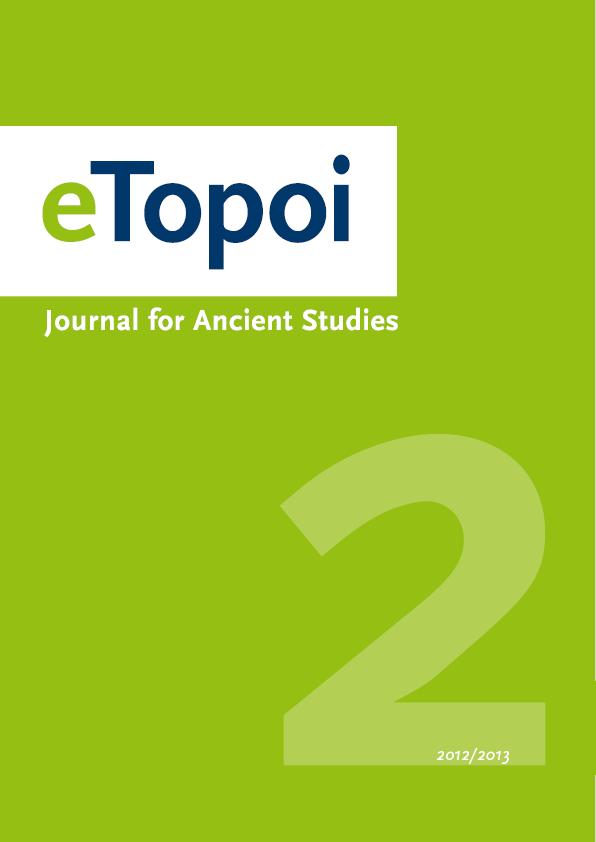 eTopoi. Volume 2
