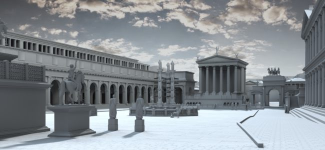 Forum Romanum 3.0 | Photo + Copyright: Susanne Muth