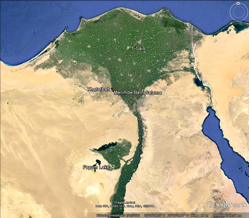(A-2-4) The Neolithic in the Nile Delta | Topoi