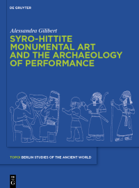 "Cover of the publication ""Syro-Hittite Monumental Art"""