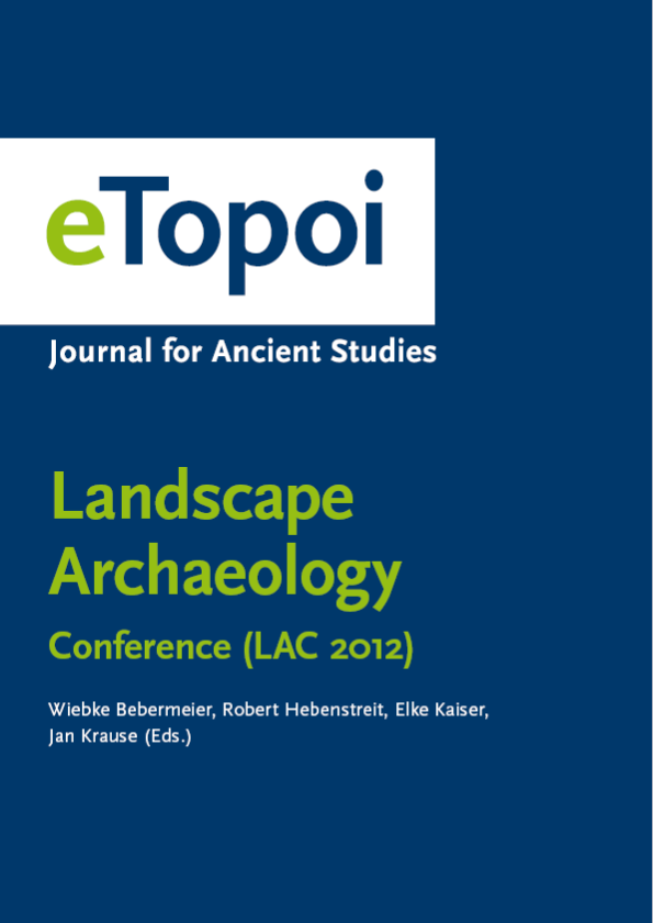 Landscape Archaeology Conference (LAC 2012)