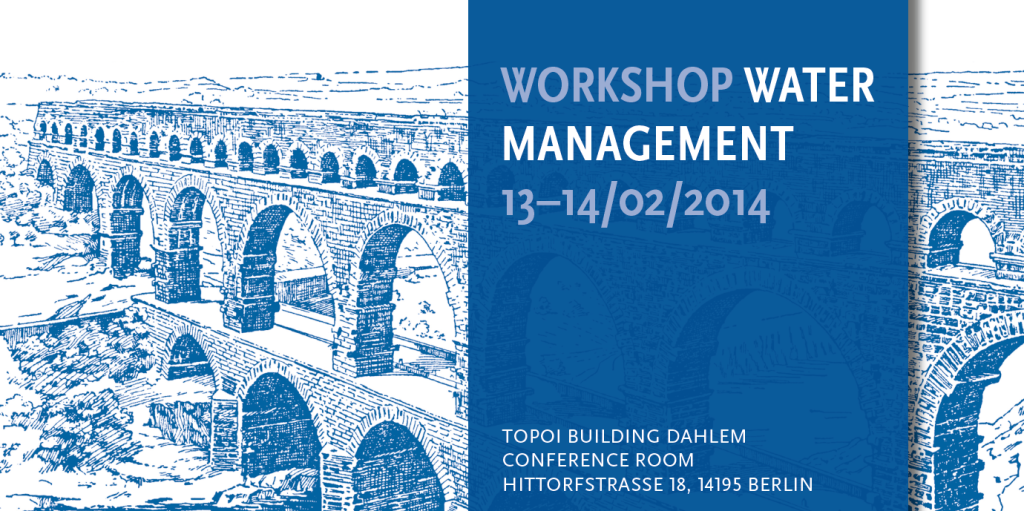 Workshop Watermanagement