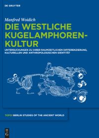Cover: Die westliche Kugelamphorenkultur