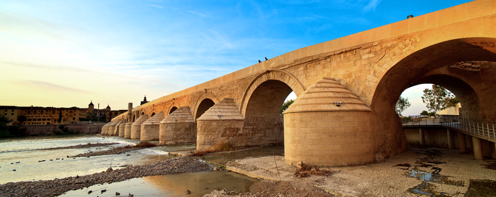 Puente romano in Córdoba, Spain | Tomas Fano | CC-BY SA 2.0