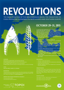Revolutions Workshop Poster