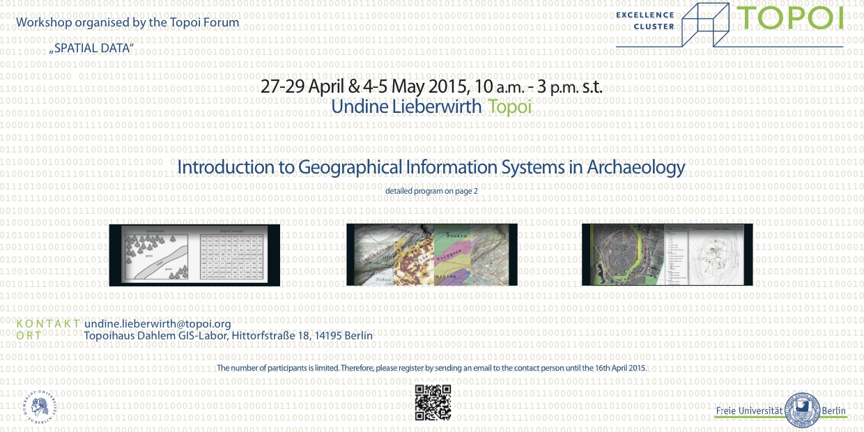 GIS Workshop Flyer initiates PDF download