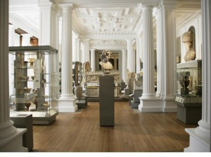 The Refurbished 'Greece and Rome' gallery, in the Fitzwilliam Museum. © Fitzwilliam Museum, Cambridge