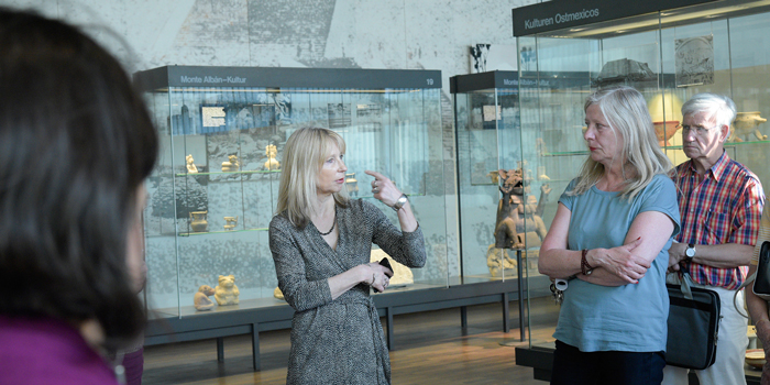 Topoi im Museum | Ethnologisches Museum | Foto: Nina Diezemann