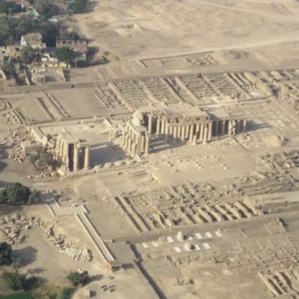 Ramesseum | Source: Henning Franzmeier