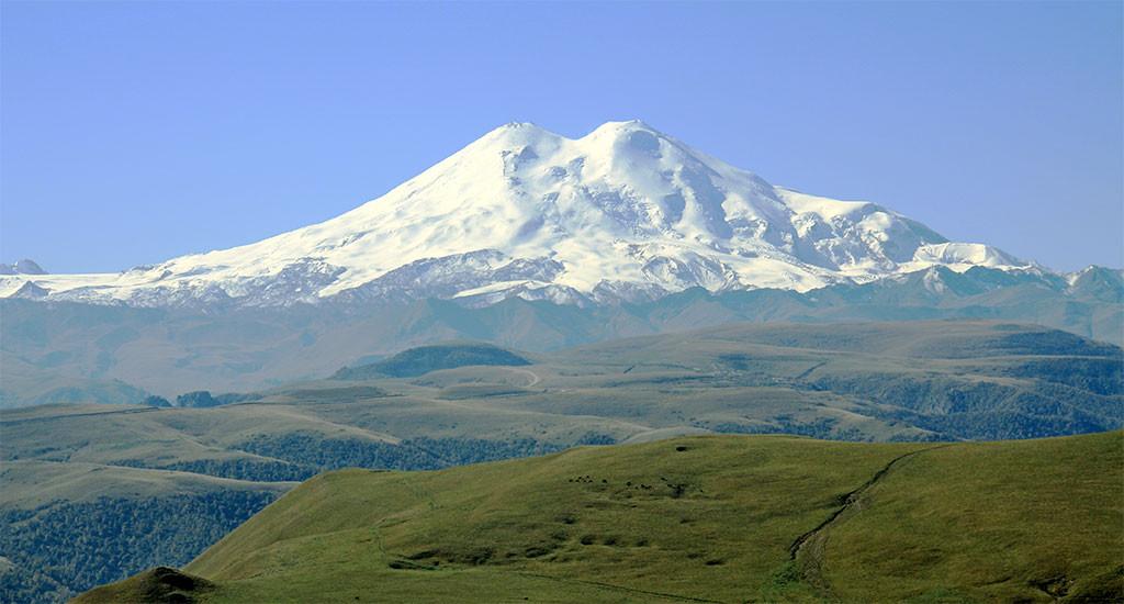 Berg Elbrus, Grosser-Kaukasus, Foto: Sabine Reinhold
