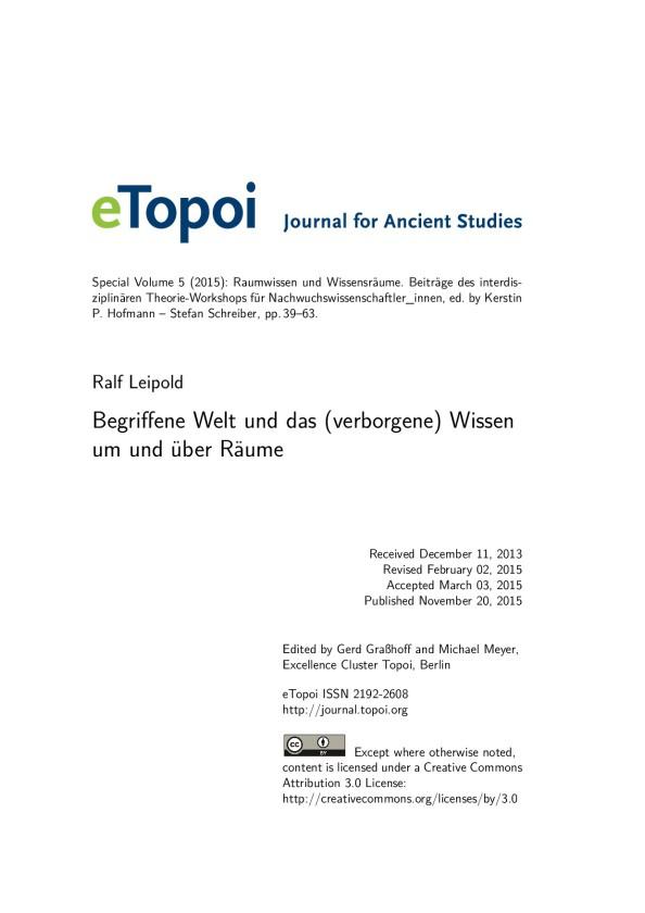 Leipold, Ralf