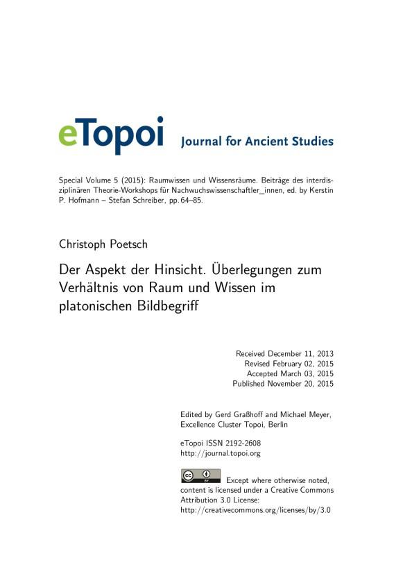 Poetsch, Christoph