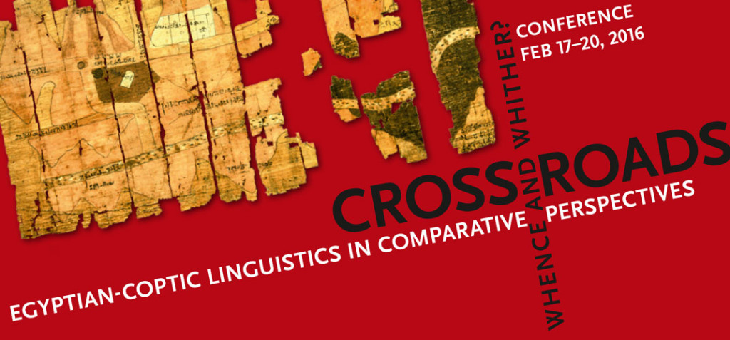 Crossroads Conference Programme