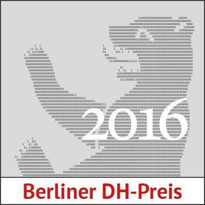 Logo Berliner DH Preis | Copyright ifDHb