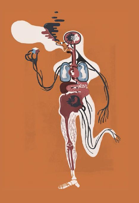 Die Seele ist ein Okotpus: Substances | Christoph Geiger