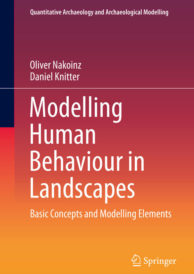 Book cover: Modelling Human Behaviour in Landscapes | Source: Springer Verlag