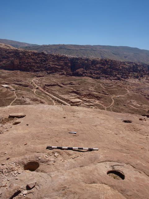 Blick auf die Ausgrabungsstätte Petra | Foto: Will Kennedy