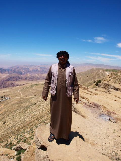 Ausgrabungen in Petra: Suleiman Mohammed al-Bdoul | Foto: Will Kennedy | © Will Kennedy