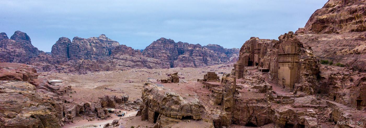 Petra in Jordanien | Foto: Colin Tsoi
