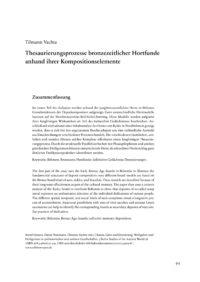 Cover BSA 038 Artikel Vachta