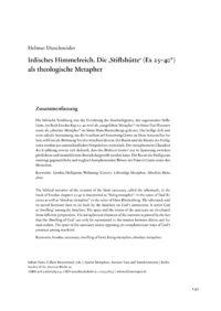 Cover BSA 039 Artikel Utzschneider