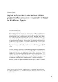Cover Artikel Döhl_BSA 034