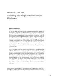 Cover Artikel Herzog, Yepez_BSA 034