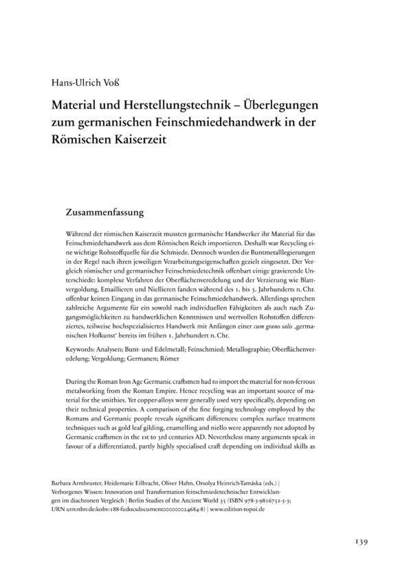 Voß, Hans-Ulrich