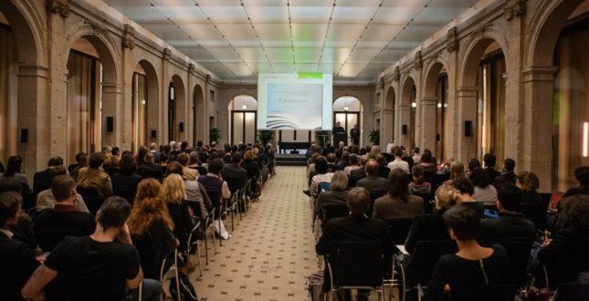 """Event """"Wissenschaftlich Publizieren+"""" at Leibniz-Saal der Berlin-Brandenburgische Akademie der Wissenschaften, Berlin"""