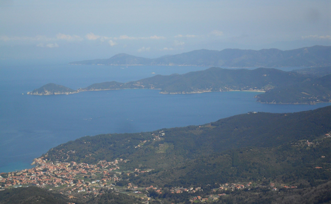 Northern coast of Elba | Photo: R. A. Eser/ © R. A. Eser