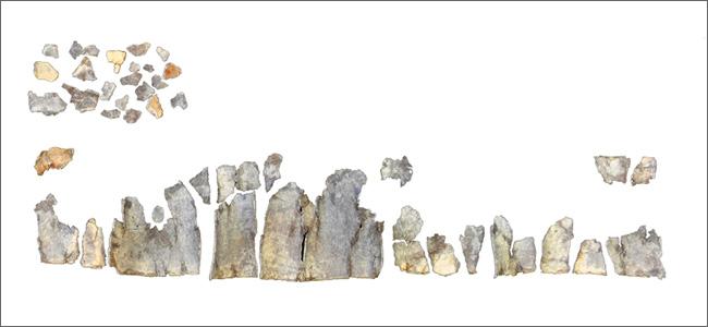 Curse tablet of the collection Richard Wünsch | Source: Inv. Misc. 8608 Wunsch 106 | © Antikensammlung SMPK