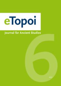 Gruenes Cover eTopoi Volume 6 2017