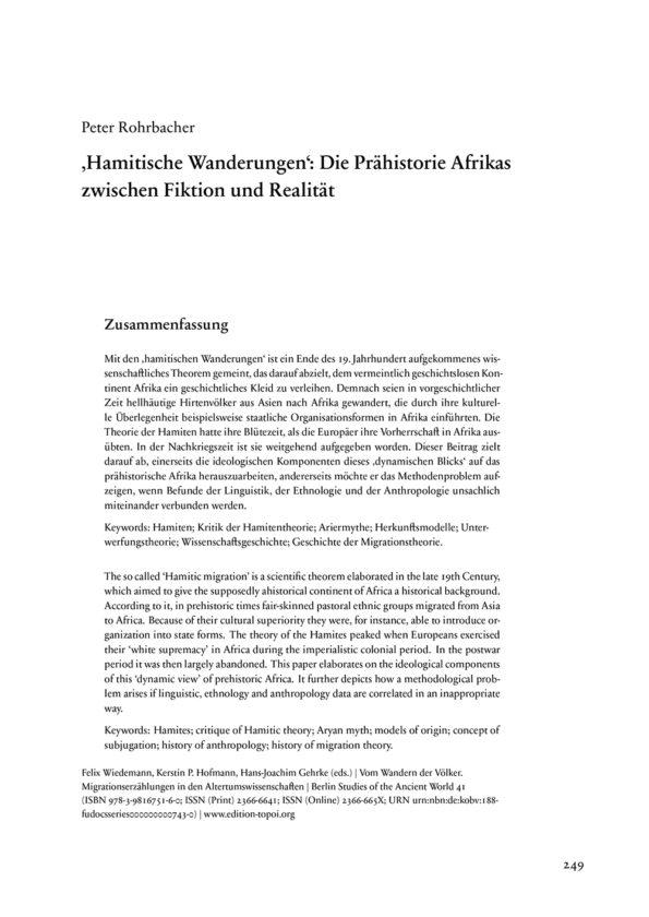 Rohrbacher, Peter