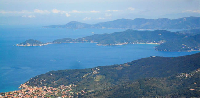 Northern coast of Elba | Photo: R. A. Eser/ © R. A. Eser