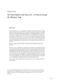 Cover Artikel Derks_BSA 045