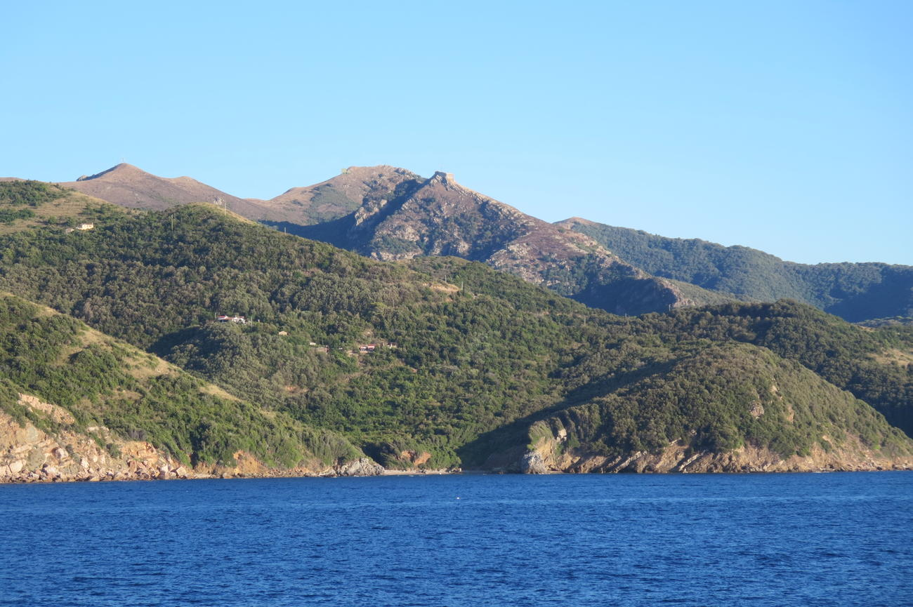 Die Insel Elba ist heute ein beliebtes Urlaubsziel. Bildquelle: Fabian Becker