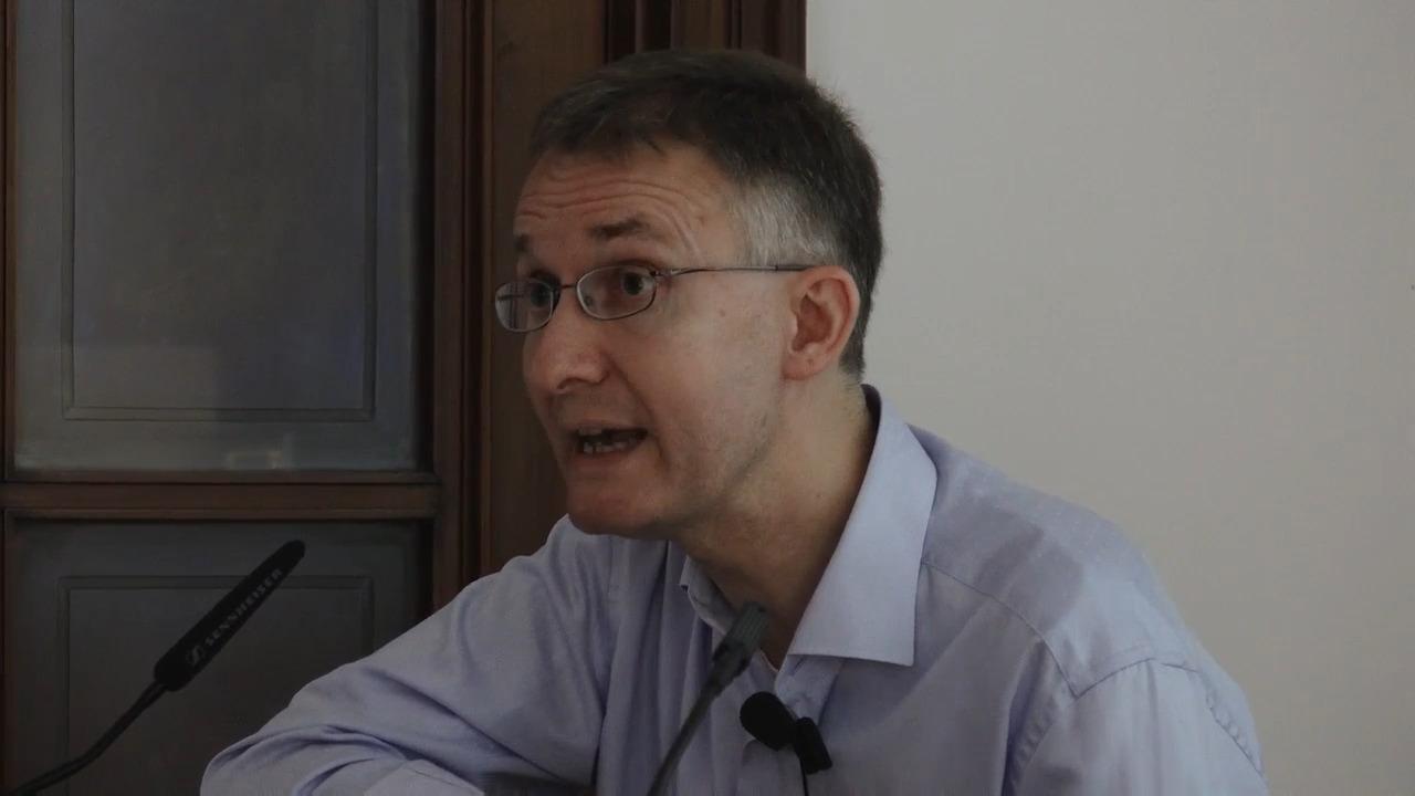 Andreas Bendlin | Annahme und Ablehnung: Migration und Religion im antiken Rom | 5.7.2016