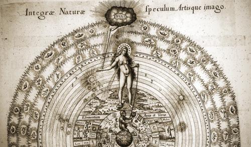 Utriusque Cosmi Historia, Robert Fludd 1617-1621