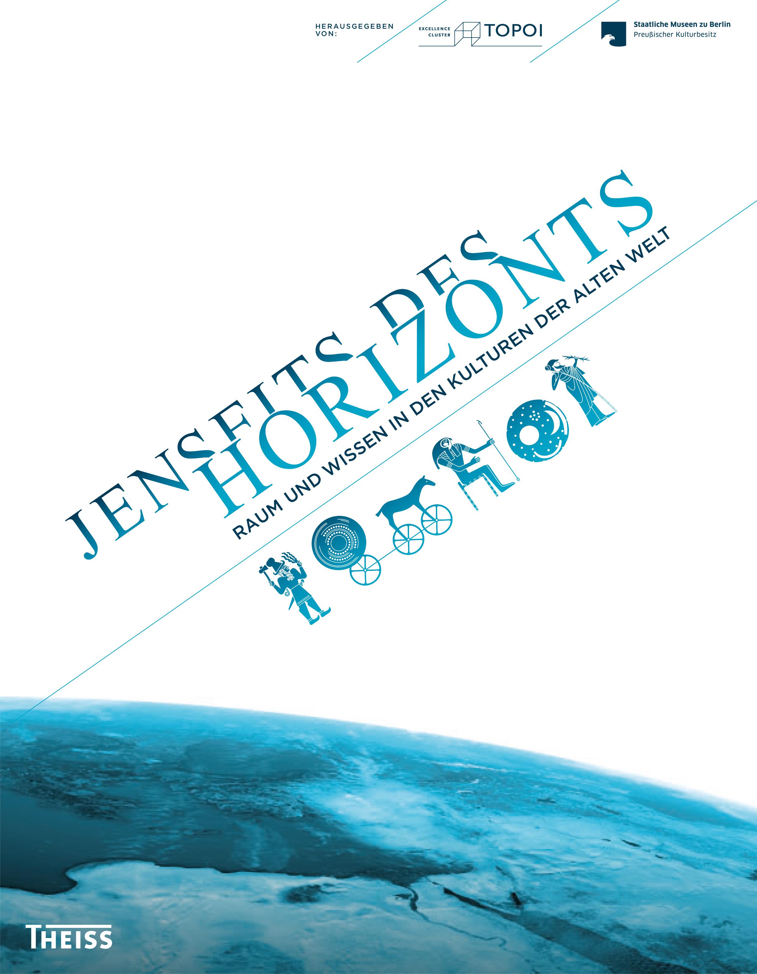 "Cover des Ausstellungskatalogs ""Jenseits des Horizonts"""