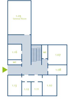Topoi Building Mitte Floor Plan