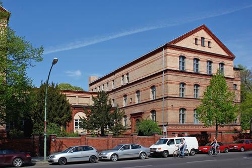 Topoi Building Mitte