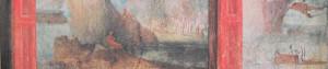 Odyssey frescos, panel 8 and 9, c. 40-50 AD, Biblioteca Apostolica Vaticana