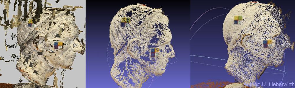 3D-Scan Caesar Bust| Author: Undine Lieberwirth
