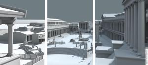 Forum Romanum_Wandel des Platzes