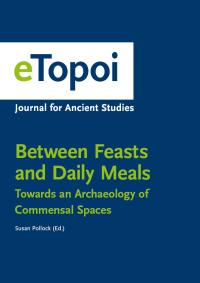 Cover: eTopoi Special Volume 2