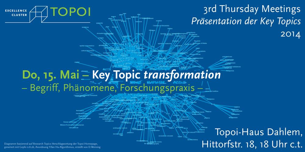 Flyer Key Topic Transformation