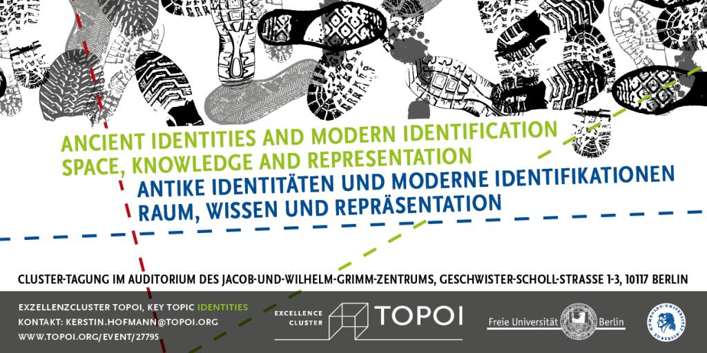 Programm zur Clustertagung Identitäten