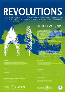 Revolutions Workshop Poster